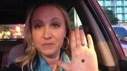 Ponto preto na palma da mão NÃO avisa sobre violência