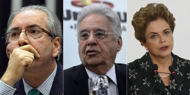 Para FHC, processo de impeachment encaminhado por Cunha ficou um pouco