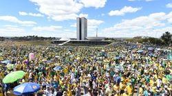 FOTOS: Protesto contra o governo Dilma começa a tomar capitais