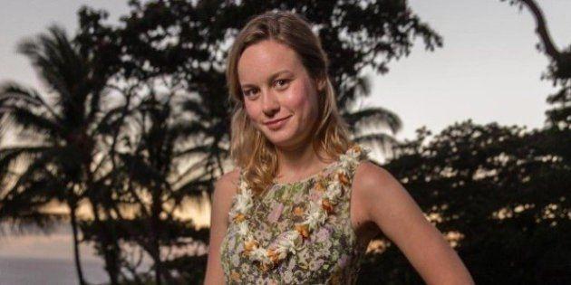Brie Larson tem um recado importante: Ela quer que você se ame em cada