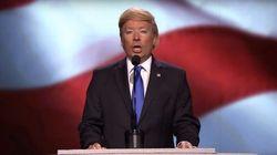 ASSISTA: Jimmy Fallon faz a MELHOR paródia de Trump e alfineta 'plágio' de