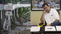 Prefeito do Rio diz que também é responsável por queda de