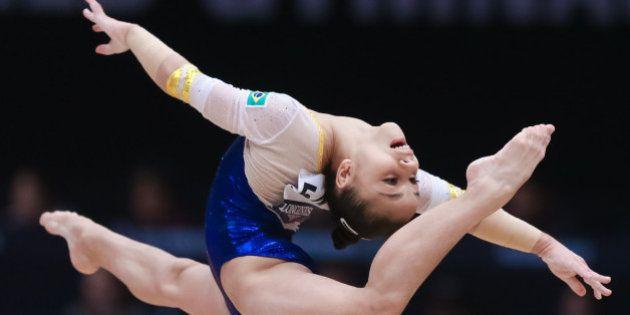 #ElasnaRio2016: Flavinha tem uma estratégia: a alegria! Conheça a ginasta em