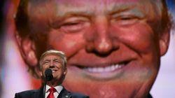 Pesadelo: Trump aceita candidatura com foco no medo e nas acusações