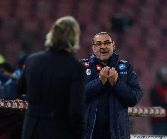 Por chamar rival de 'bicha', técnico italiano Maurizio Sarri pode ficar fora do futebol por 4