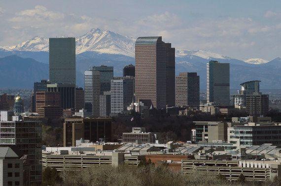 No Colorado, terra da maconha legalizada nos EUA, já é possível encontrar THC na