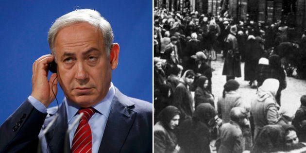 Primeiro-ministro israelense diz que líder muçulmano convenceu Hitler a exterminar os