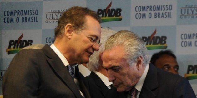 Agente duplo: Renan queria Dilma... Mas agora torce por