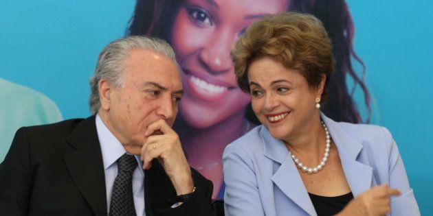 Como foi o reencontro de Dilma Rousseff e Michel Temer, após os desgastes de