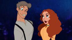Artista mostra como seriam animais Disney em versão