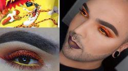 Este instagrammer faz lindas maquiagens inspiradas em...