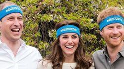 Saúde mental é tão importante quanto saúde física para a família real