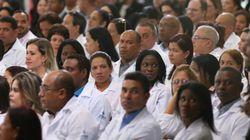 Cuba quer reajuste de 30% para continuar no Mais