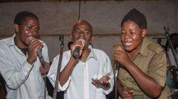 Banda formada por detentos do Malawi concorre com Gil ao