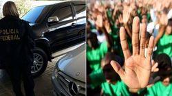 Trabalho escravo leva líderes de seita religiosa para prisão em ação da