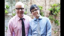 Marcelo Tas declara seu amor ao filho transgênero: 'Me ensina a viver com coragem e