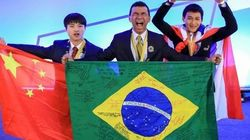 Brasil fica em 1º lugar em 'Olimpíada' de profissões