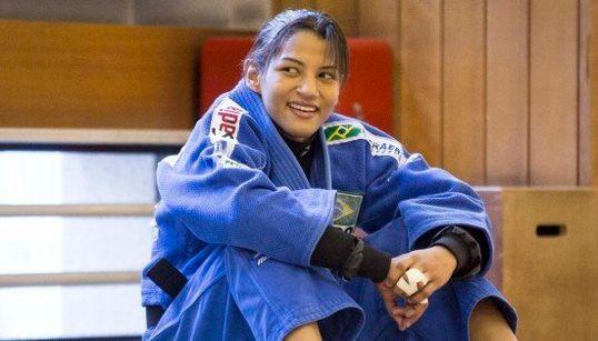 Sarah Menezes, a judoca que deu o ouro olímpico ao