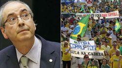Foi aos protestos de domingo? Eduardo Cunha te manda os