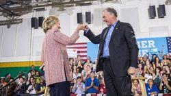 Hillary rejeita Bernie Sanders e anuncia seu vice: Tim Kaine, senador ligado a