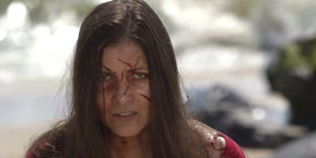 Após o trailer bizarro de 'Black Wake', uma entrevista que leva a Nana Gouvêa a