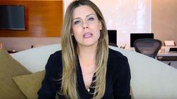 Daiana Garbin: 'A minha vergonha não pode ser maior do que a minha