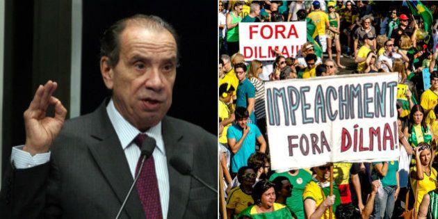 Aloysio Nunes: Se Cunha der encaminhamento ao impeachment, PSDB vota a