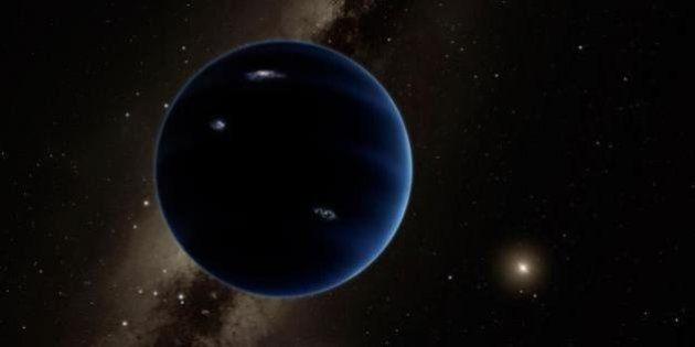 Cientistas acham que descobriram um novo planeta no Sistema