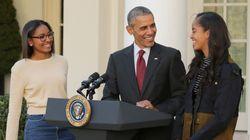 Obama conta como suas filhas adolescentes mudaram sua opinião sobre o casamento