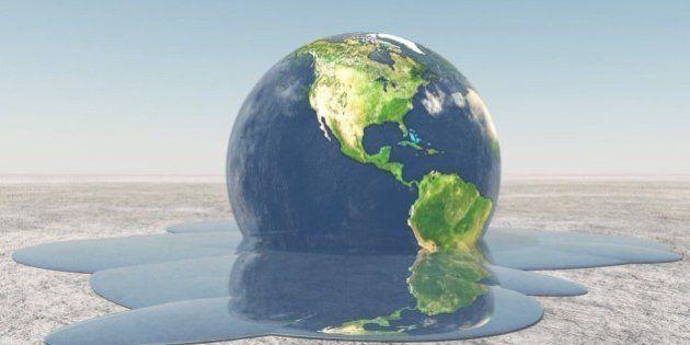 Mudança climática pode estar provocando deslocamento dos polos da