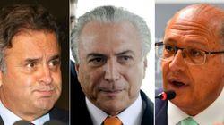 No muro: PSDB diz não querer cargos, mas afirma que o convite cabe a quem