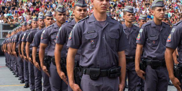 Em 2015, três pessoas foram mortas pela Polícia Militar a cada dois dias em São