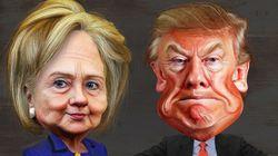 Cinco estados norte-americanos podem ampliar favoritismo de Trump e