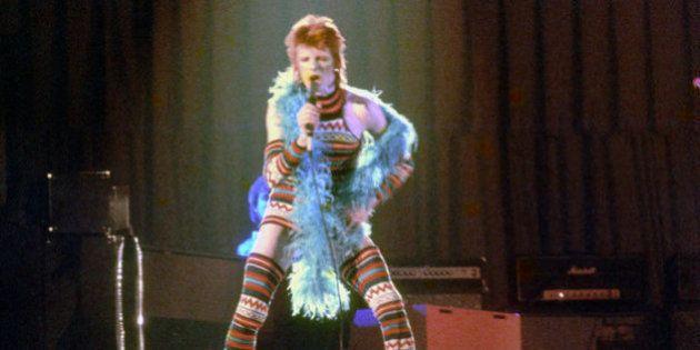 Para David Bowie, ler era a ideia de felicidade