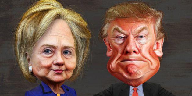 Cinco estados norte-americanos podem ampliar hoje favoritismo de Trump e