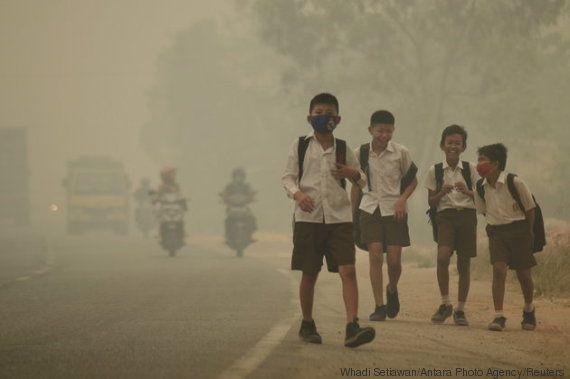 Poluição do ar pode estar ligada a problemas de saúde mental em crianças, revela