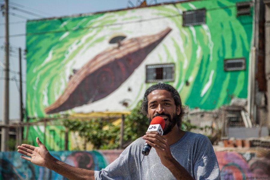 Nenhum lugar de São Paulo produz tanto grafite maneiro quanto o