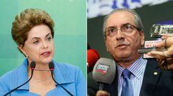 'O mais estranho é que quem me julga é corrupto', diz Dilma sobre