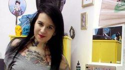 Esta tatuadora quer transformar a vida de mulheres vítima de violência