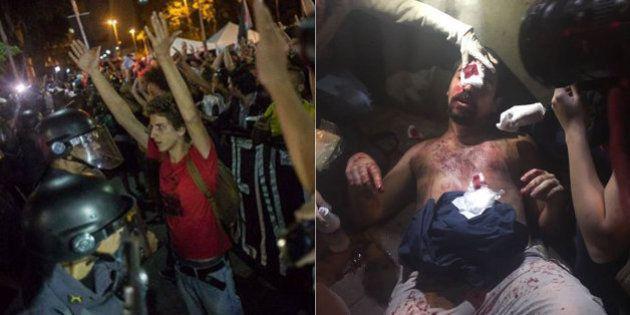 Diretor da Anistia Internacional condena repressão policial em mais um ato do MPL em
