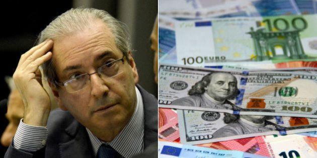 Dinheiro atribuído a Cunha em conta na Suíça vai voltar para o