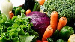Três em cada 4 alimentos que você come estão contaminados por