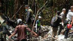 Equipes de resgate não encontram sobreviventes em destroços de avião na