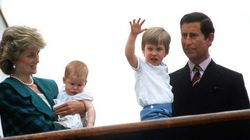 Vídeo raro de Lady Di com William e Harry bebês vai te deixar ainda mais apaixonado pela família