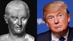 Populistas e demagogos como Donald Trump existem desde a Roma