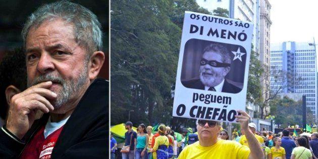 Nas manifestações de agosto, Lula foi 16 vezes mais citado no Twitter em relação aos protestos em