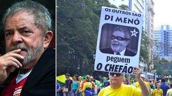Lula foi 16 vezes mais citado no Twitter em relação aos protestos em