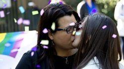 Chile realiza suas primeiras uniões civis de casais gays