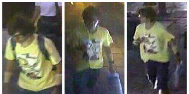 Tailândia revela imagens do suspeito de atentado em