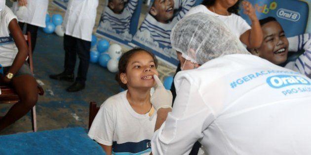 Dia do Sorriso: Turma do Bem faz triagem em 300 cidades para tratamento gratuito de adolescentes de baixa